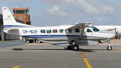 ZP-BZP - Cessna 208B Grand Caravan EX - Private