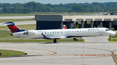 N922XJ - Bombardier CRJ-900LR - Delta Connection (Endeavor Air)
