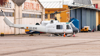 EC-EVS - Bell UH-1B Iroquois - HeliMar - Helicópteros del Mare Nostrum