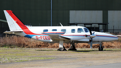 A picture of GFCED - Piper PA31T2 Cheyenne IIXL -  - © n94504