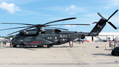 163055 - Sikorsky MH-53E Sea Dragon - United States - US Navy (USN)
