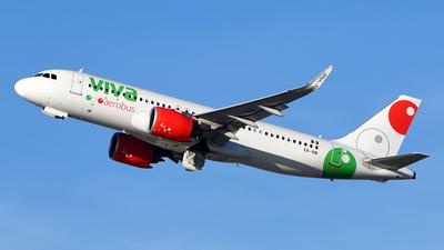 A picture of XAVIB - Airbus A320271N - VivaAerobus - © Rocky Wang