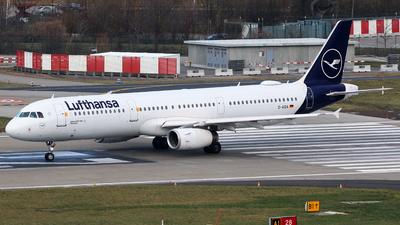 D-AIDA - Airbus A321-231 - Lufthansa