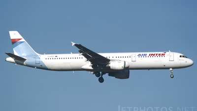F-GMZC - Airbus A321-111 - Air Inter