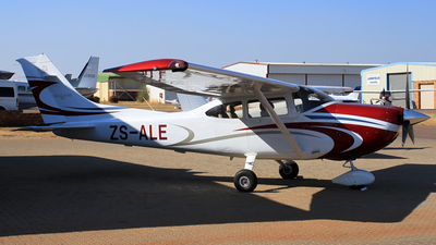 ZS-ALE - Cessna T182T Skylane TC - Private