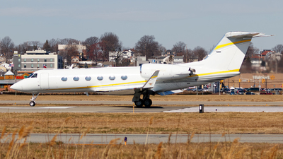 N429CK - Gulfstream G-IV - Private