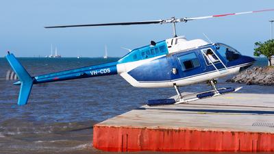 VH-CDS - Bell 206B JetRanger III - Private