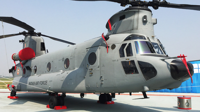 ZL4678 - Boeing CH-47F Chinook - India - Air Force