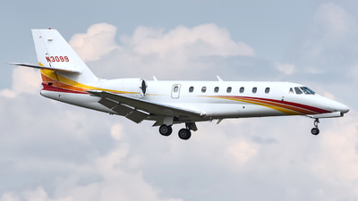 N3099 - Cessna 680 Citation Sovereign - Private