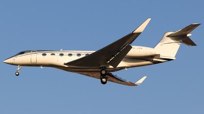 PP-IZB - Gulfstream G650ER - Private