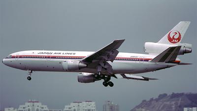 JA8547 - McDonnell Douglas DC-10-40 - Japan Airlines (JAL)