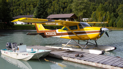 N35608 - Cessna 172I Skyhawk - Scenic Mountain Air