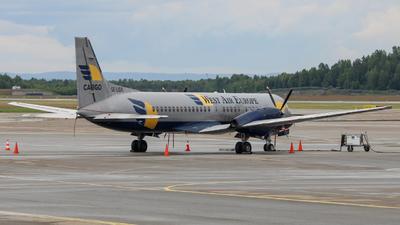 SE-LGX - British Aerospace ATP(F) - West Air Sweden