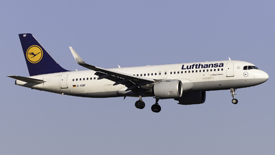 A picture of DAINF - Airbus A320271N - Lufthansa - © Maik Voigt