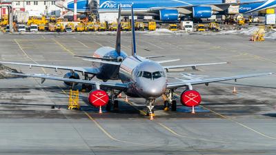 RA-89014 - Sukhoi Superjet 100-95B - Aeroflot