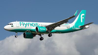 F-WWBJ - Airbus A320-251N - Flynas
