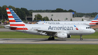 A picture of N778XF - Airbus A319112 - American Airlines - © DJ Reed - OPShots Photo Team