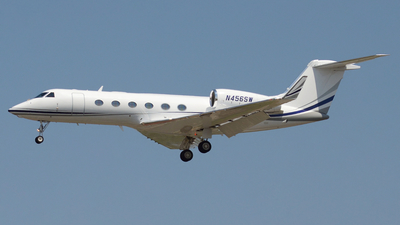 N456SW - Gulfstream G450 - Private