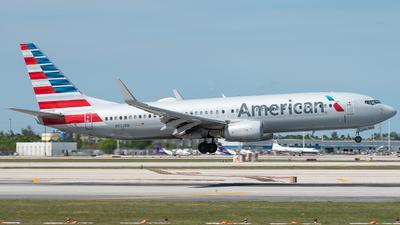 A picture of N922NN - Boeing 737823 - American Airlines - © Sean Payne