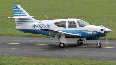 N4874W - Rockwell Commander 114 - Private