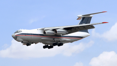 5-8210 - Ilyushin IL-76TD - Iran - Air Force