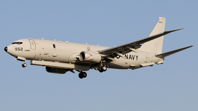 167952 - Boeing P-8A Poseidon - United States - US Navy (USN)