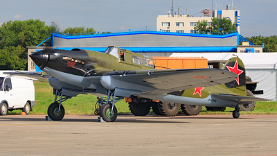 RA-2783G - Ilyushin Il-2m3 - Private