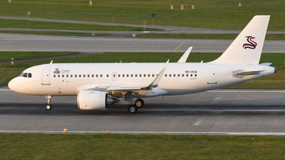9H-HUA - Airbus A319-153N(CJ) - Sino Jet