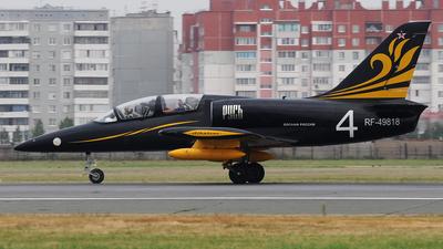 RF-49818 - Aero L-39C Albatros - Russia - Defence Sports-Technical Organisation (ROSTO)