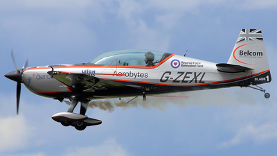 G-ZEXL - Extra 300L - 2 Excel Aviation
