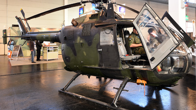 17-03 - MBB Bo105M - Germany - Army