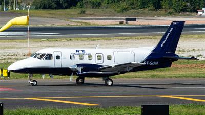 PT-SGM - Embraer EMB-110P1 Bandeirante - NHR Táxi Aéreo