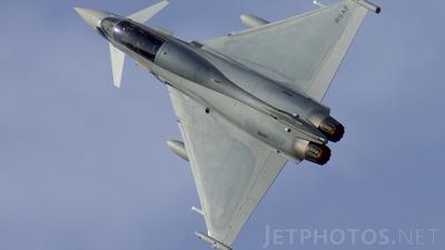 319 - Eurofighter Typhoon T.3 - Saudi Arabia - Air Force