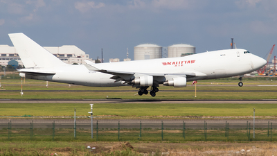 A picture of N712CK - Boeing 7474B5F - Kalitta Air - © AviaNK