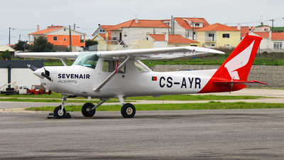 CS-AYR - Cessna 152 - Grupo 7 Air