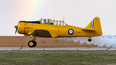 CF-PST - North American AT-6 Harvard II - Private