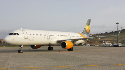 OY-TCF - Airbus A321-211 - Sunclass Airlines