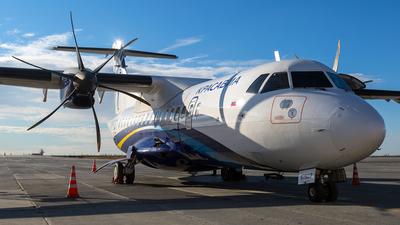 RA-67607 - ATR 42-500 - Kras Avia