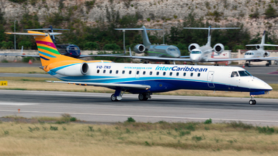 VQ-TNS - Embraer ERJ-145LR - interCaribbean Airways