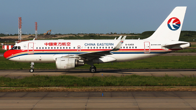 B-6459 - Airbus A319-115 - China Eastern Airlines