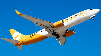 A picture of LVHKN - Boeing 737838 - Flybondi - © Christian Mandel