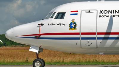 U-06 - Fokker 50 - Netherlands - Royal Air Force