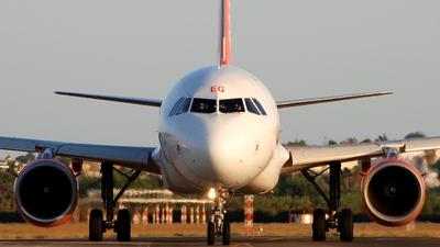 G-EZEG - Airbus A319-111 - easyJet