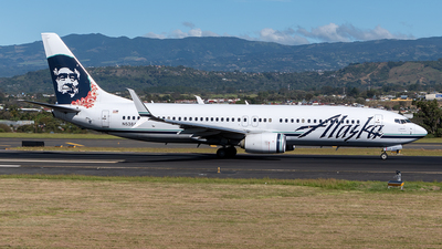A picture of N538AS - Boeing 737890 - Alaska Airlines - © Cristian Quijano