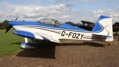 A picture of GFOZY - Van's RV7 - [PFA 32314150] - © Ian Johnson