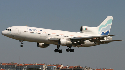 CS-TEB - Lockheed L-1011-500 Tristar - EuroAtlantic Airways