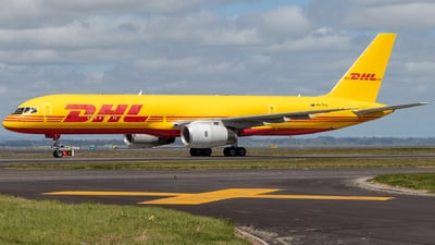 VH-TCA - Boeing 757-236(PCF) - DHL (Tasman Cargo Airlines)