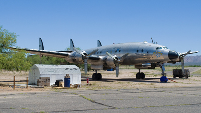 N9463 - Lockheed VC-121A Constellation - Private