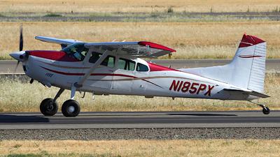 N185PX - Cessna A185F Skywagon - Private