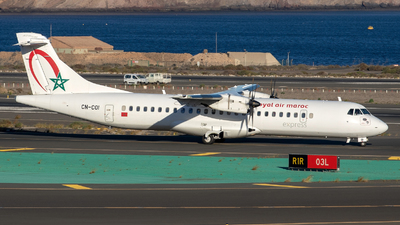 A picture of CNCOI - ATR 72600 - Royal Air Maroc - © Gerrit Griem